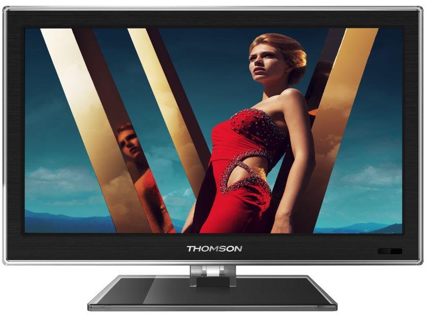 Thomson 19HW4323/G   19 Zoll TV mit duo Tuner für 159,97€