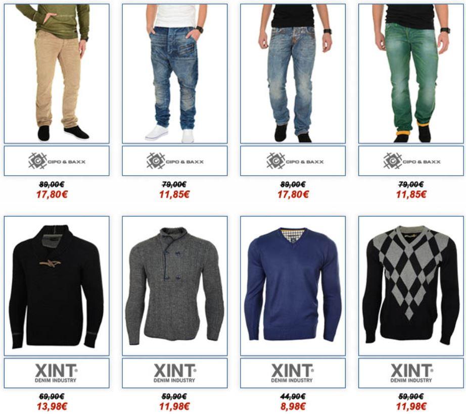 CIPO&BAXX und XINT mit 80%   90% Rabatt auf alle Artikel der Marken bei den Hoodboyz!