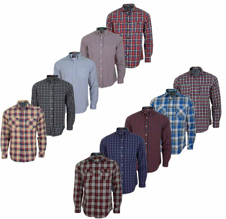 NCS Jeans   Herrenhemden bis 3XL für je 12,90€