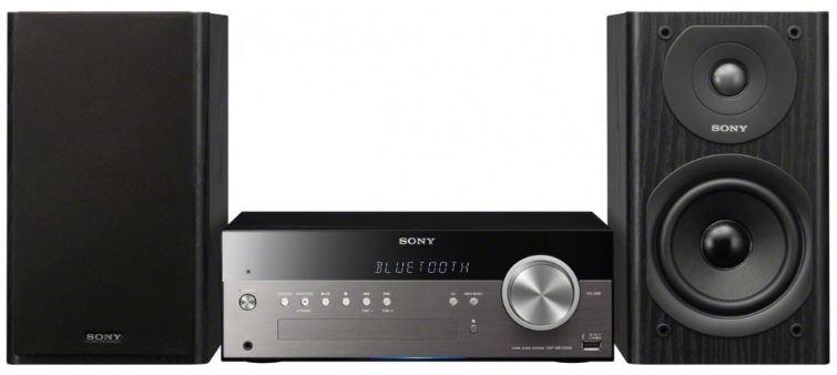 Sony CMT SBT300W   Netzwerk Micro HiFi System mit WiFi, Apple AirPlay für 259,99€