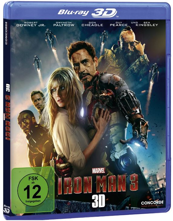 LG 42LA6918   42 Cinema 3D WLan Smart TV + Iron Man 3 [3D Blu ray] für 499€