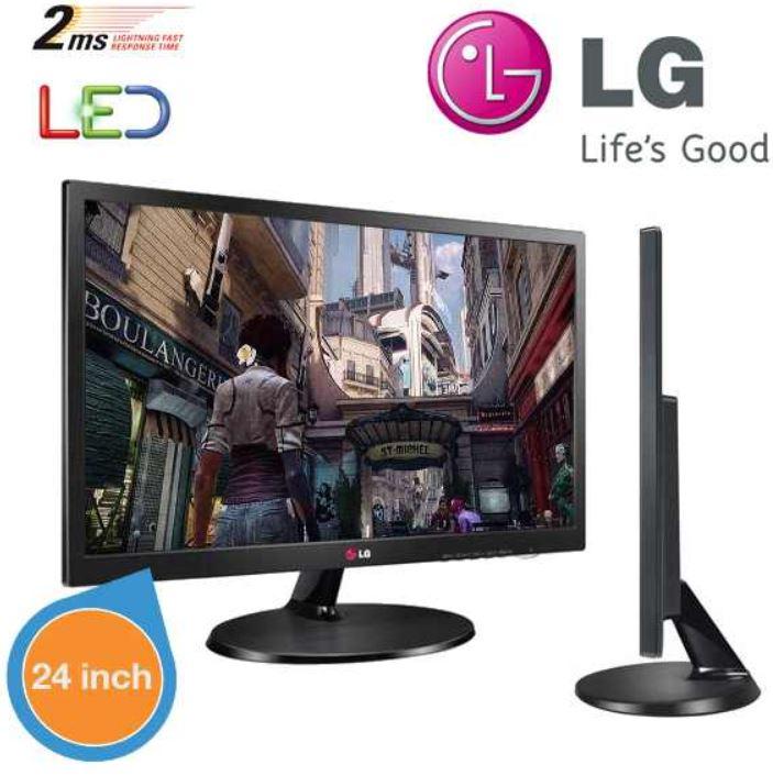 LG 24EN43VQ   24Zoll LED Monitor mit 2 ms Reaktionszeit für 157,95€