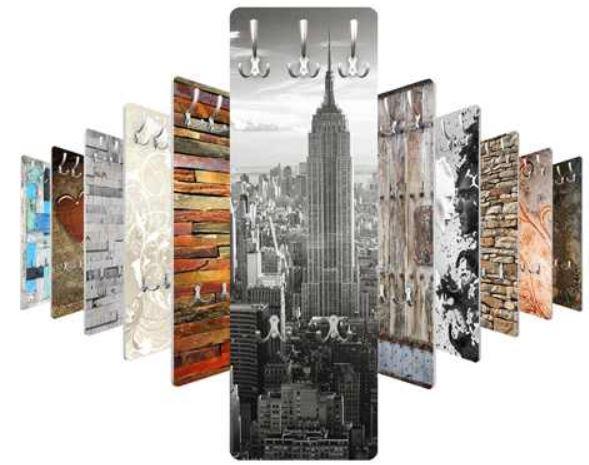 Mantiburi Garderobe in 11 Motiven für je 39,95€