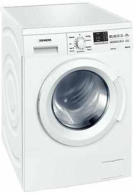 Siemens iQ500 WM14Q341   Frontlader Waschmaschine für 444€