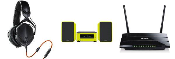 V MODA Crossfade M 100 Over Ear Kopfhörer für 219€ und mehr in den Amazon Blitzangeboten ab 18 Uhr!