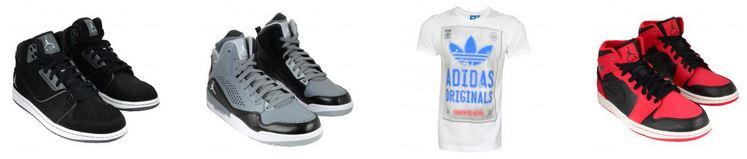 15% Rabatt auf alle Artikel von Adidas, Nike und ONLY bei den Hoodboyz + VSK frei   Update