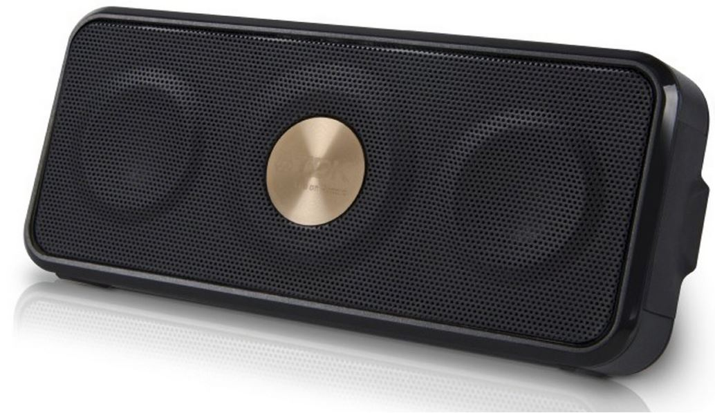 TDK A26   wireless Pocket Speaker mit NFC und Akku im wetterfesten Gehäuse für 69,95€