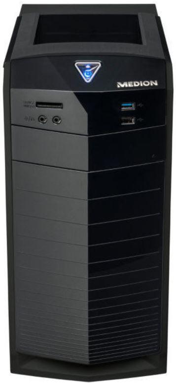 MEDION AKOYA E4028   AMD PC 3,5 GHz 4 GB Speicher 1TB HDD mit Windows 8 für 299€   wieder da!