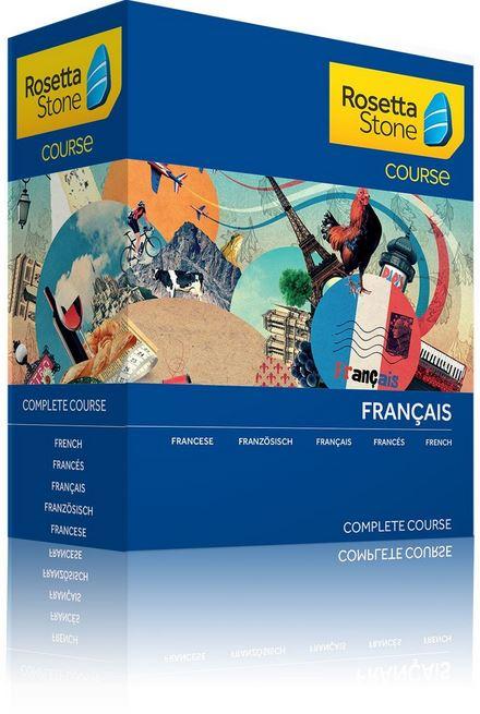 Rosetta Stone Course   Komplettkurs Französisch für nur 249€ und mehr Amazon Blitzangebote