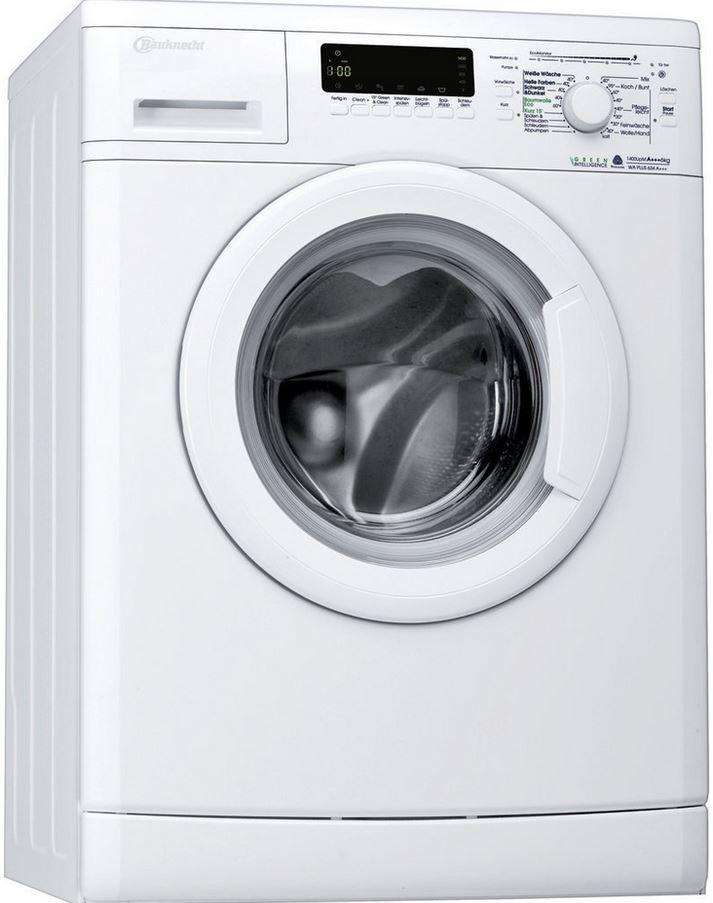 BAUKNECHT WA PLUS 844   Waschmaschine mit 8 KG Fassungsvermögen für 278,10€ (statt 315€)