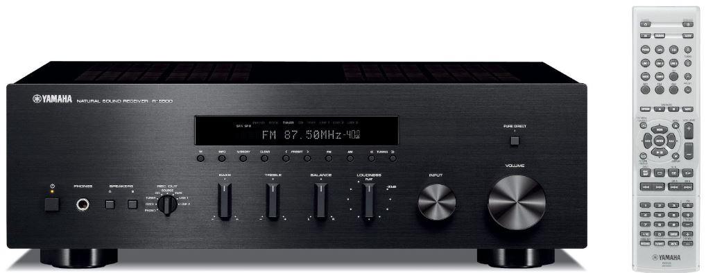 Yamaha R S500 Stereo Receiver für 259€ und mehr Amazon Blitzangebote