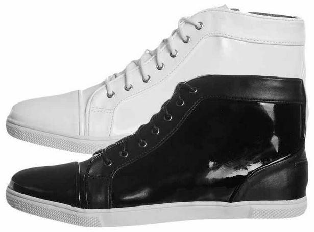 Even&Odd   Damen Kunstleder Sneaker im Retrolook für je Paar 19,95€