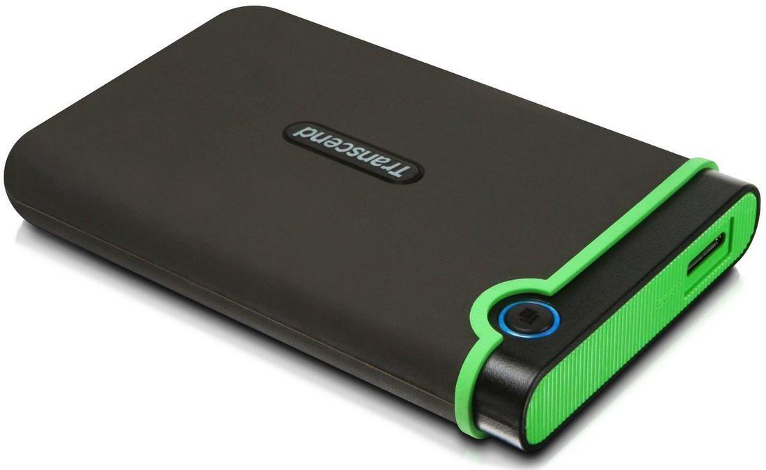 Transcend StoreJet M3   500GB externe Festplatte mit Anti Schock für 47,90€