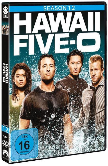 Hawaii Five 0 Staffeln ab 8,97€ bei den Amazon DVD und Blu ray Angeboten der Woche