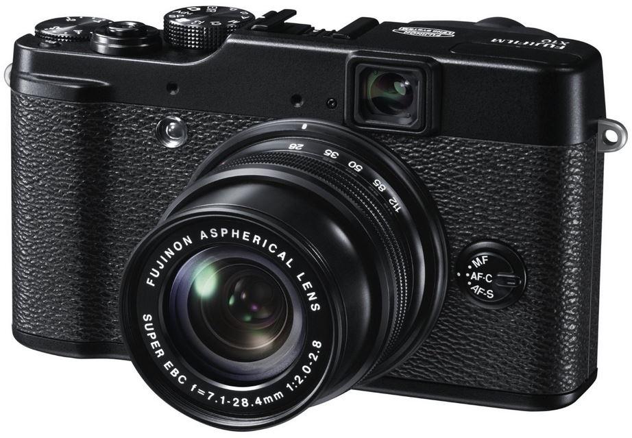 Fujifilm X10 Digitalkamera für 269€ und reichlich mehr Amazon Blitzangebote