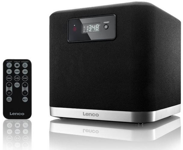 Lenco BT 4304 3D   Sonic Emotion Lautsprecher (Bluetooth, 80 Watt) für 74,99€ (Vergleich 120€)