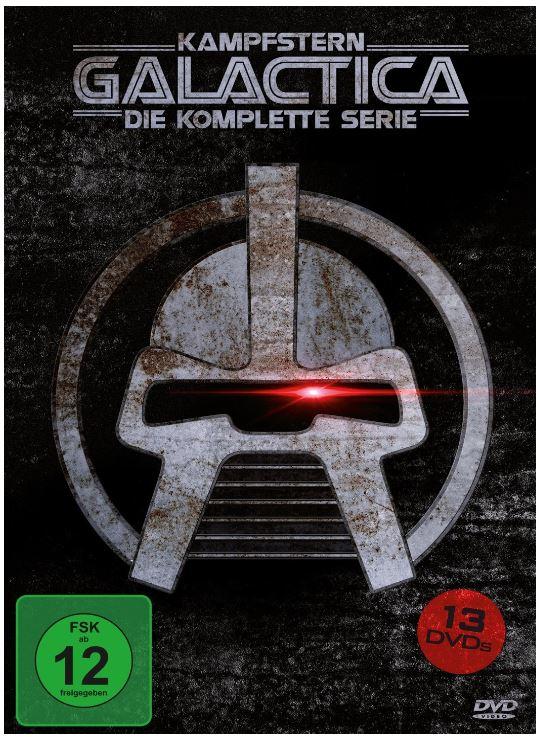 Kampfstern Galactica   Die komplette Serie und mehr Amazon Blitzangebote