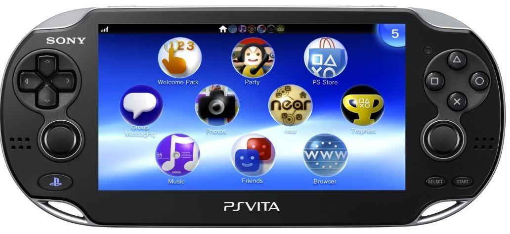 Sony PlayStation Vita Wi Fi als Amazon.it WHD für 108,75€