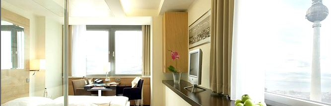 Hotelgutschein, 2 Personen, 2 Übernachtungen, 4* S Hotel Park Inn Alexanderplatz in Berlin für 139€