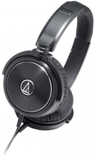Audio Technica ATH WS99 Over Ear Kopfhörer SOLID BASS für 75,48€