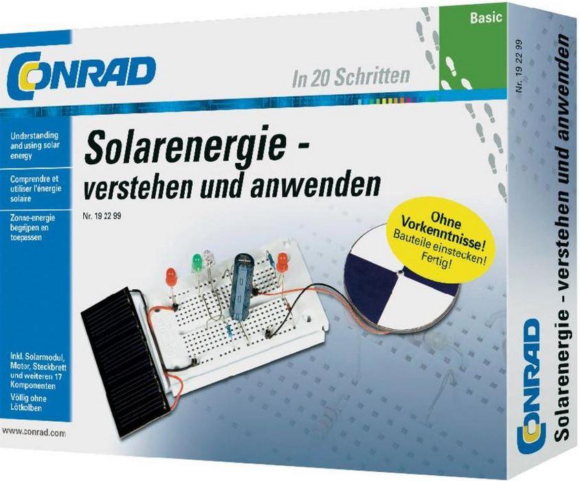 Conrad Franzis Lernpaket   3 Ausführungen für je 12,95€