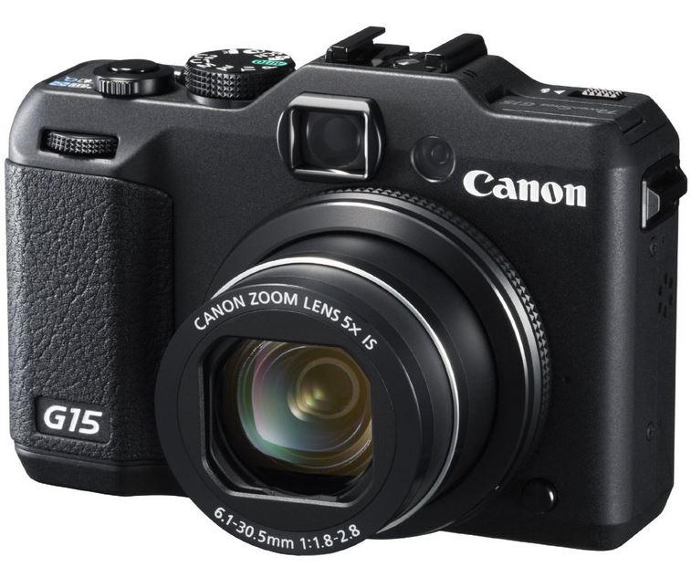 Canon PowerShot G15 Digitalkamera für 299€ und reichlich mehr Amazon Blitz Angebote