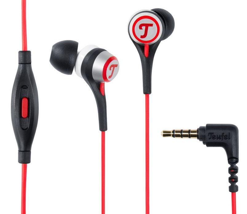 Teufel Move   In Ear Kopfhörer mit integrierter Fernbedienung für 66,90€ (statt 74€)