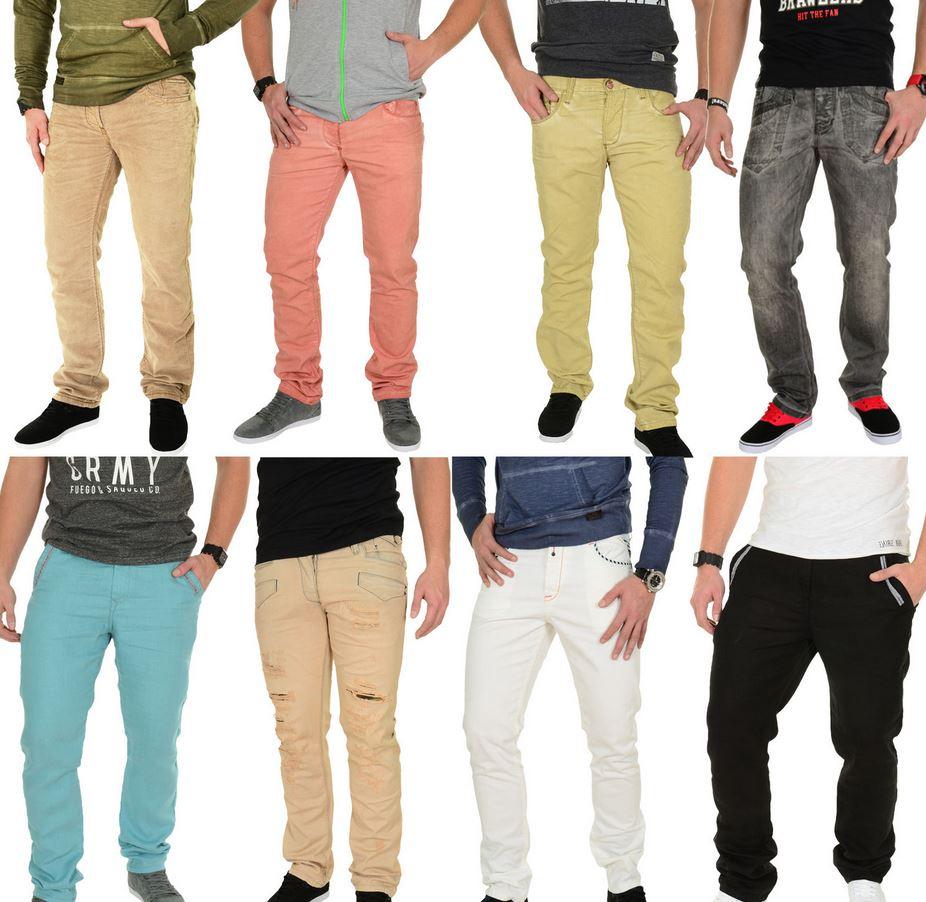 Cipo & Baxx   Herren Hosen und Jeans für je 19,90€