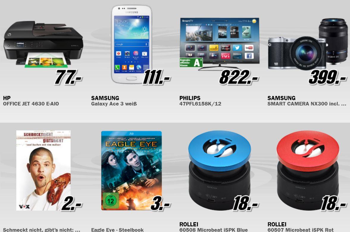 Apple iPad mini mit Wi Fi + 4G 64GB* für 369€ bei der MediaMarkt Aktion
