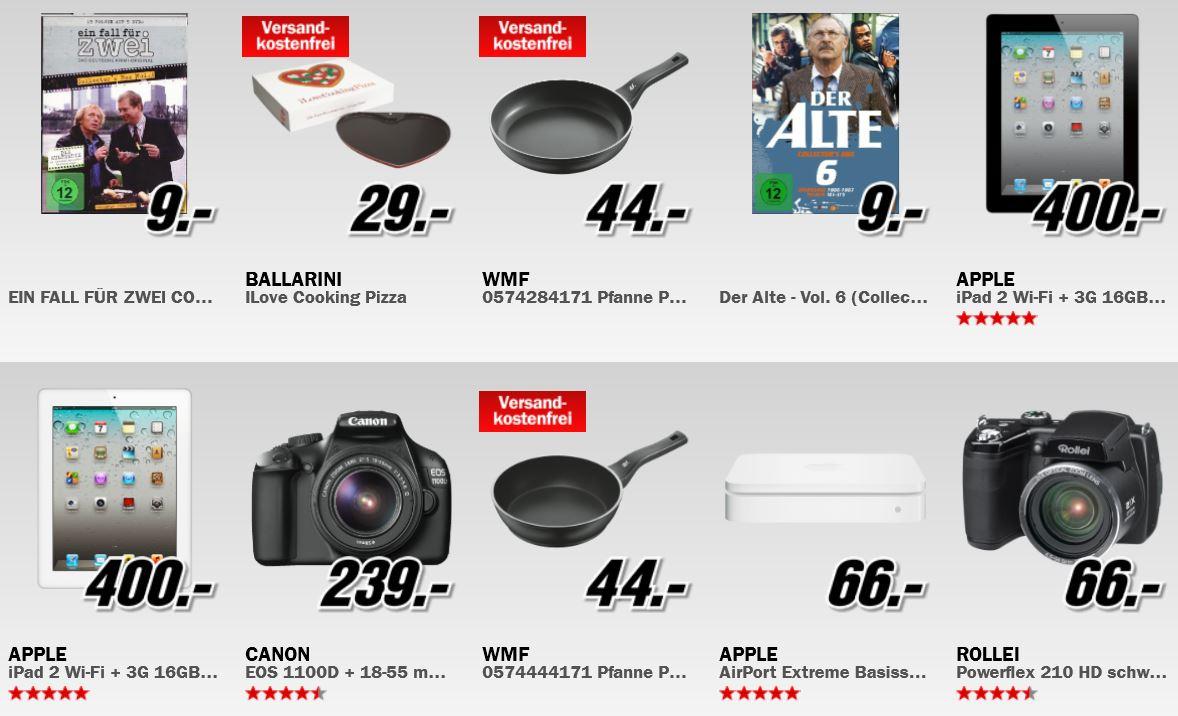 SanDisk SDXC Ultra 64GB für 25€ beim Finale der MediaMarkt Aktion!