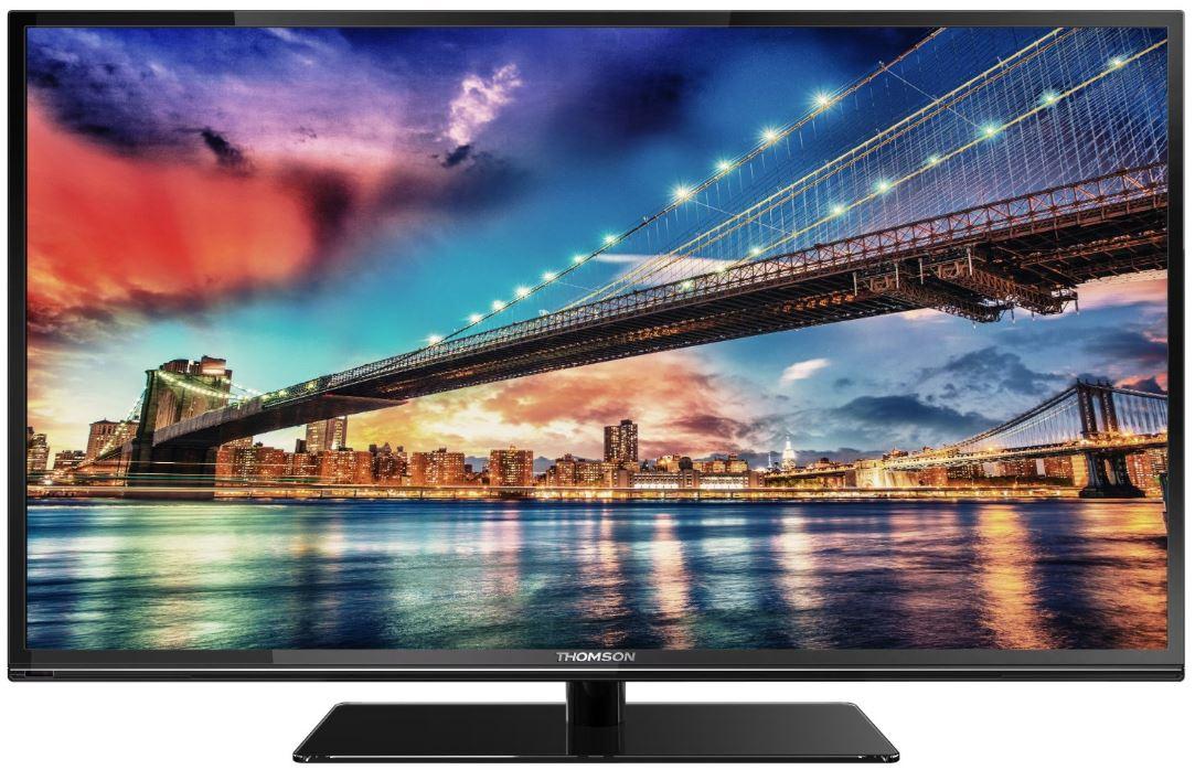 Thomson 58FU3563C/G   58 Zoll Smart TV mit duo Tuner für 767,47€