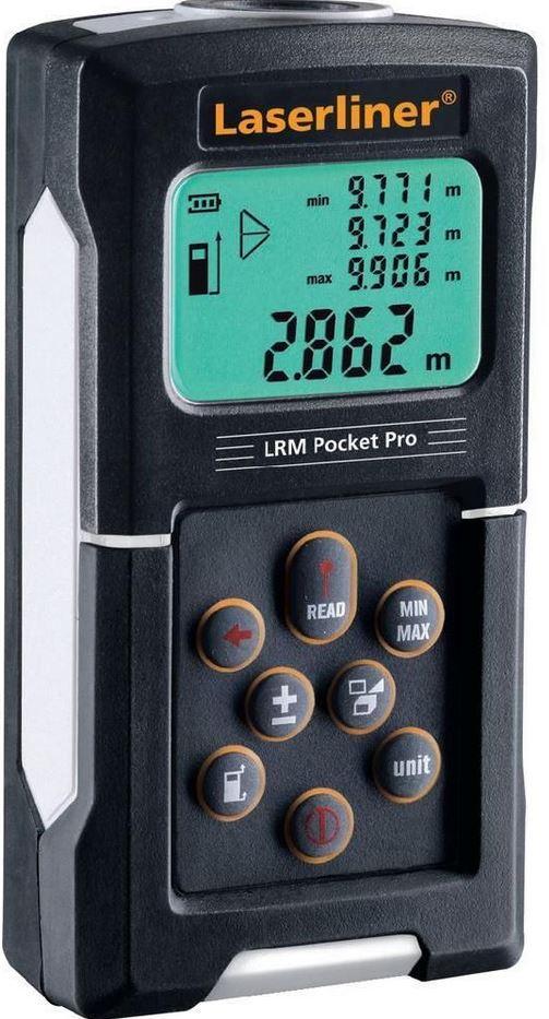 Laserliner Pro Pocket Set   Laser Entfernungsmesser für 69€