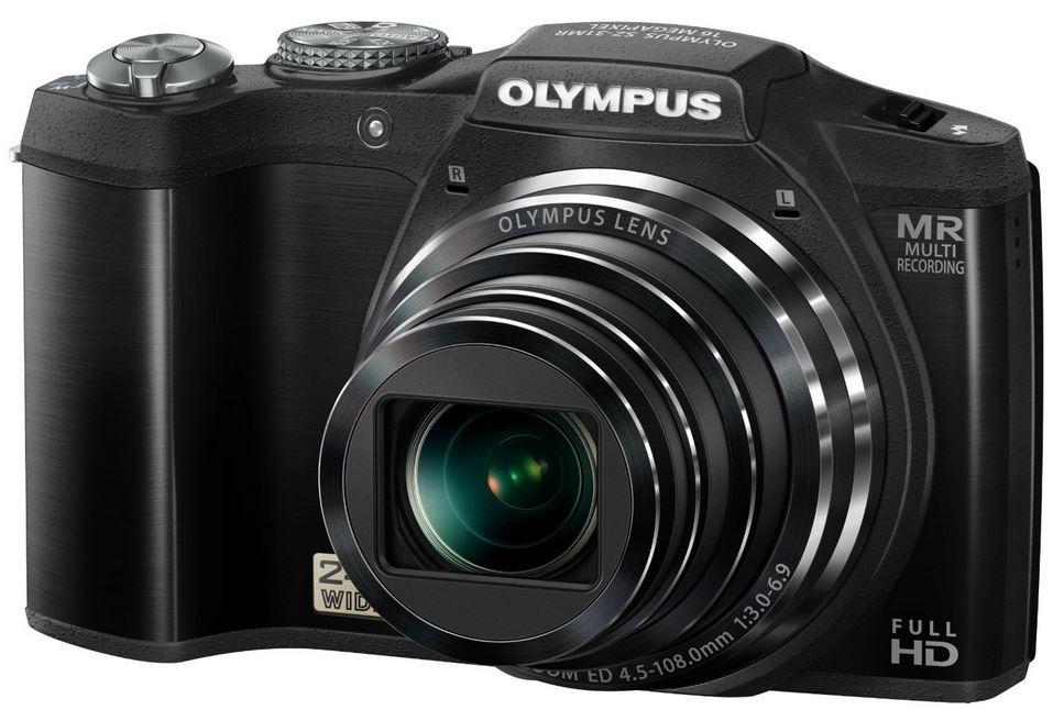 Olympus SZ 31MR   16 Megapixel Digitalkamera für 140,30€