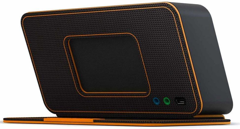 Bayan Soundbook 1   mobiles Audio System mit UKW Radio (Bluetooth 4.0, NFC, AUX) für 114,95€   wieder da!