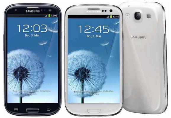 Samsung Galaxy S3 i9300   Android Smartphone als B Ware für 109€