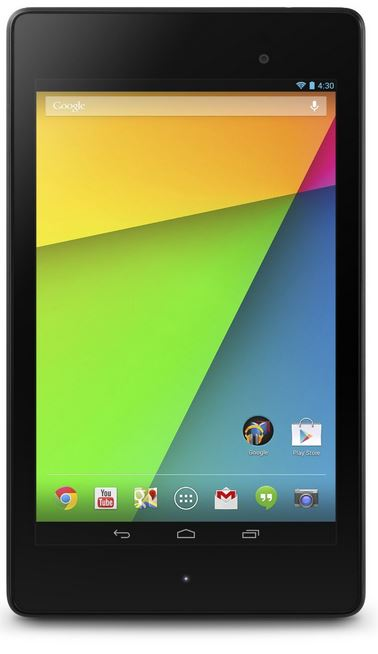 ASUS Google Nexus7 – 16GB Android Tablet ab 179€   Update