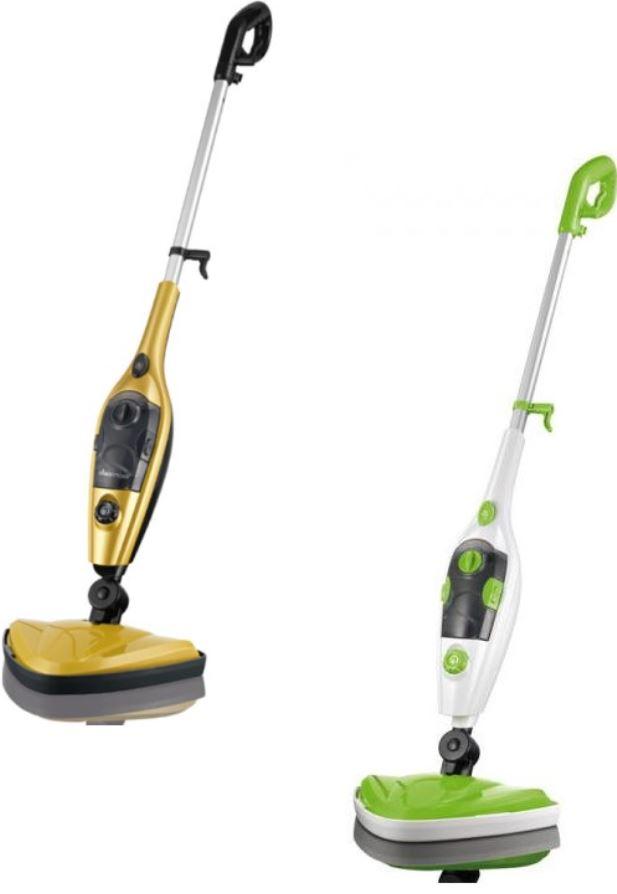 Clean Maxx Dampfbesen 3in1 für Boden, Fenster etc. nur 19,99€