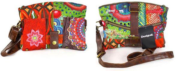 Desigual Handtaschen, Schultertaschen und Clutches ab 39,95€