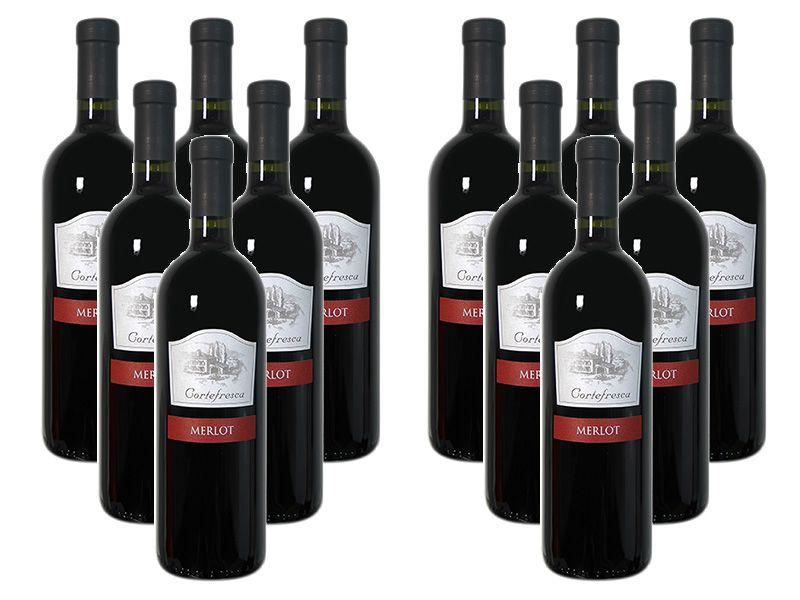 18er Kiste Aurora Winery – Merlot Reserva – Serra Gaúcha für 45,72€