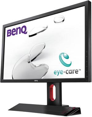 Update! BenQ XL2720T für 329€   27 3D Full HD Gaming Monitor mit 1ms Reaktionszeit
