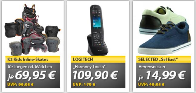 OHA Deals von heute   Selected Sneaker nur 14,90€