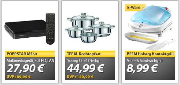 OHA Angebote   Poppstar MS30 Mediastation für 27,90€