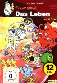 DVD Box Es war einmal... das Leben für 25,24€   alle 26 Folgen auf 6 DVDs