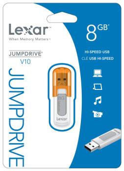 Lexar Jumpdrive V10 für 4€   günstigster 8GB USB Stick