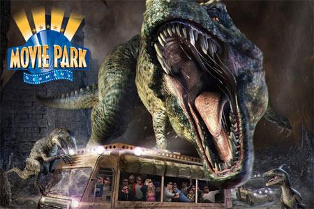Vorbei! Movie Park Germany: Eintritt zu zweit für 37€   2 Tickets zum Preis von 1