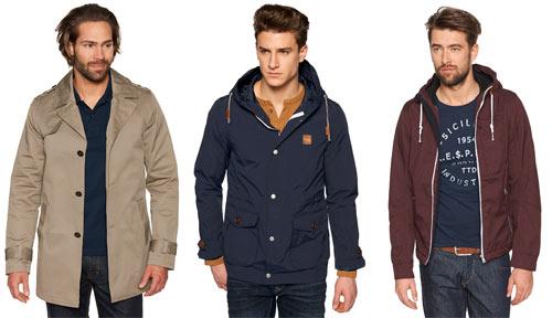 Tom Tailor mit 20% Rabatt auf Jacken, Mäntel und Westen   Update