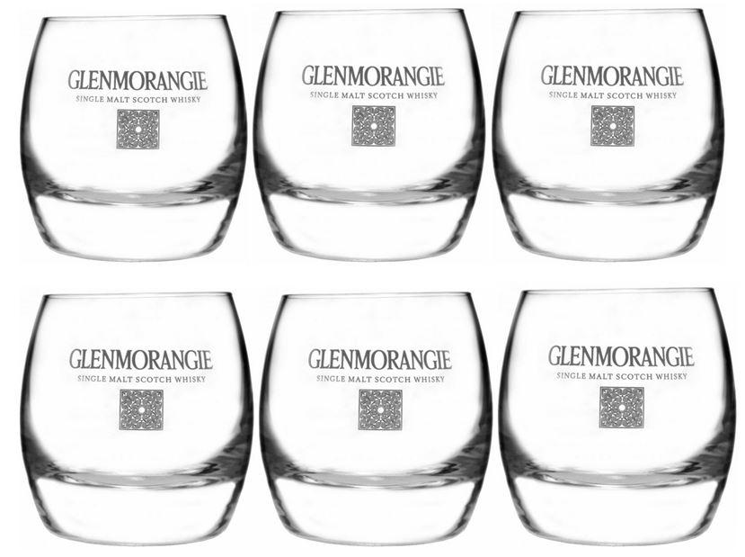6 Glenmorangie Whiskygläser für 14,99€   Update