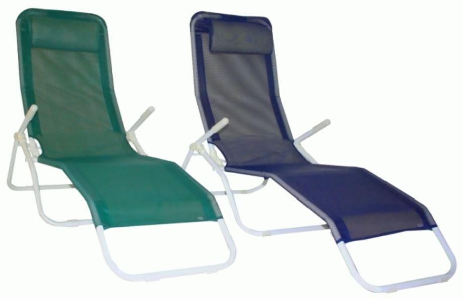 Leco   Garten Liegestuhl für je 39,99€