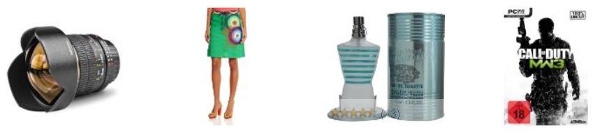 Desigual Röcke, Jean Paul Gaultier, Mad Catz M.O.U.S.9 und mehr Finale Amazon Oster Deals