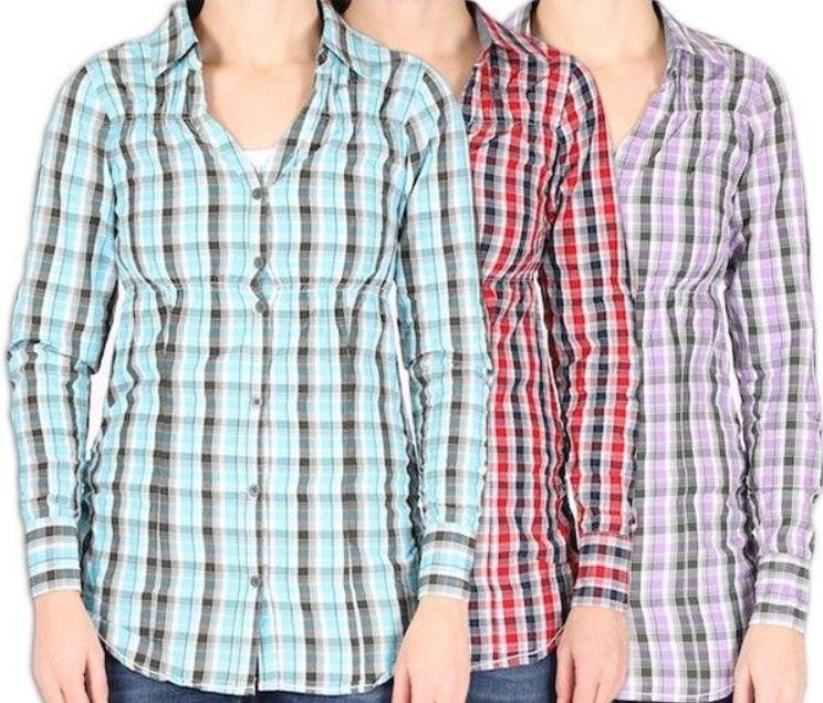 Mud Jeans Hemden und Blusen aus Bio Baumwolle und Fair Trade für je 24,95€